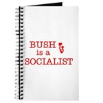Bush = Socialist Journal