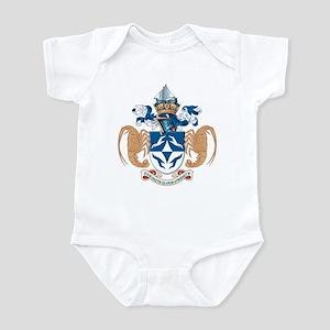 Tristan Da Cunha Infant Creeper