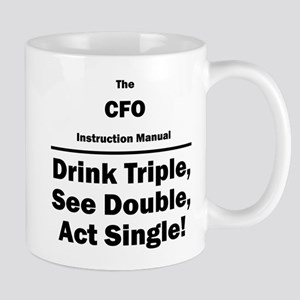 CFO Large Mugs