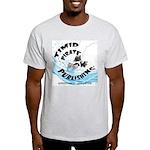 Timid Pirate Light T-Shirt