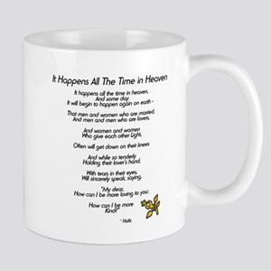 It Happens All The Time Mug