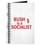 Bush = Socialist Journal