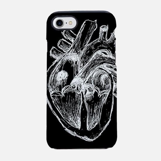 human-heart-c.gif iPhone 7 Tough Case