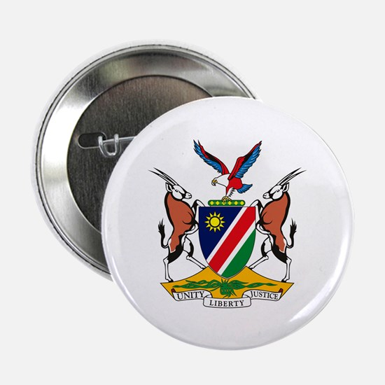 """Namibia Coat of Arms 2.25"""" Button (10 pack)"""