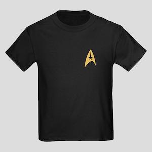 Star Trek Command Kids Dark T-Shirt