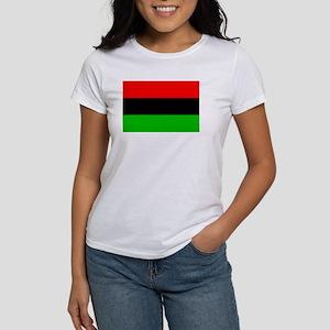 African American 4 Women's T-Shirt