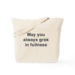 Grok Tote Bag