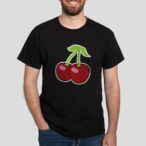 Cherries Dark T-Shirt