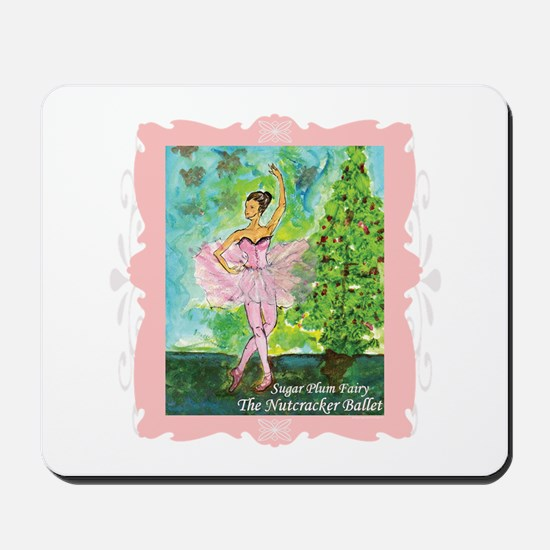 Sugar Plum Fairy Mousepad