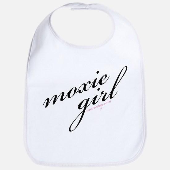 Moxie Girl Bib