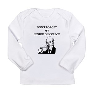 598a549ae Senior Citizen Baby T-Shirts - CafePress