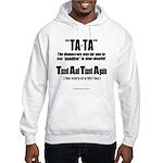 TATA VAT Hooded Sweatshirt