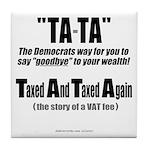 TATA VAT Tile Coaster
