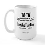 TATA VAT Large Mug