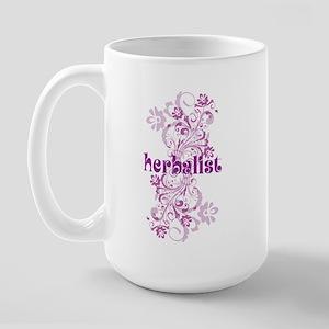 Herbalist Large Mug