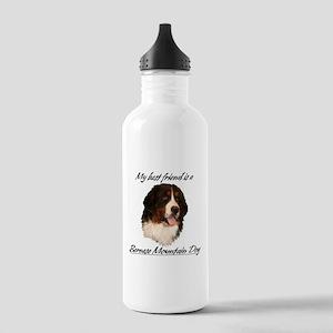 Bernese Best Friend Stainless Water Bottle 1.0L
