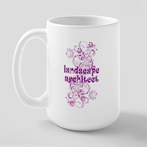 Landscape Architect Large Mug