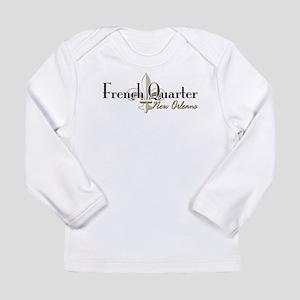 French Quarter New Orleans Long Sleeve Infant T-Sh