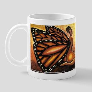 Madame Butterfly II Mug