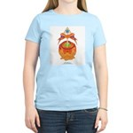 Kawaii Orange Candy Apple Women's Light T-Shirt