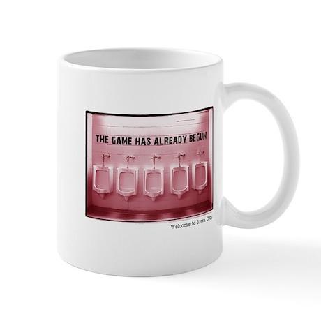 Kinnick Pink Mug