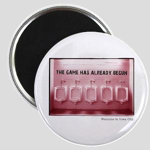 Kinnick Pink Magnet