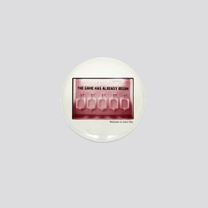 Kinnick Pink Mini Button