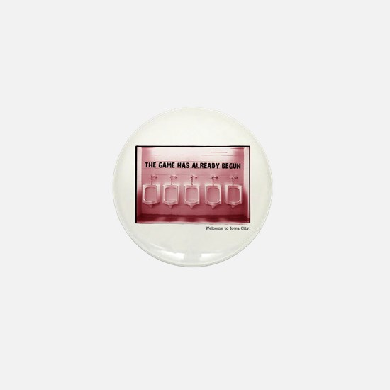 Kinnick Pink Mini Button