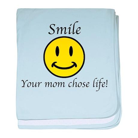 Smile life Infant Blanket