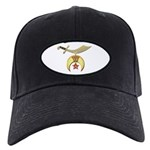 Shriners Black Cap