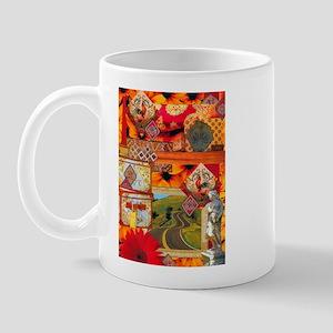wakeupandsmelltheopenroad Mugs