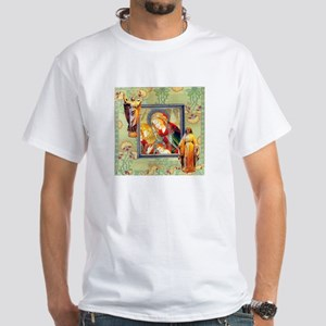 Hail Mary White T-Shirt