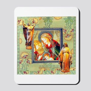 Hail Mary Mousepad