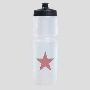 Red Star Sports Bottle