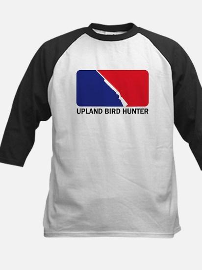 Upland Bird Hunter Kids Baseball Jersey