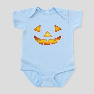 Jack-o-lantern Pumpkin Infant Bodysuit