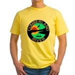 Cumberland River Yellow T-Shirt