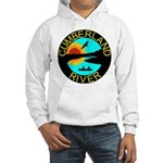 Cumberland River Hooded Sweatshirt
