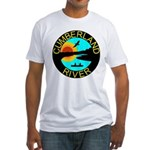 Cumberland River Fitted T-Shirt