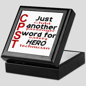 CPST = hero Keepsake Box