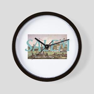 ABH Salem Wall Clock