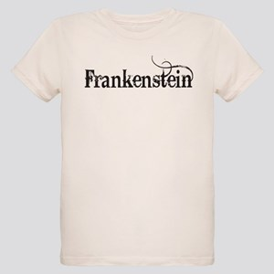 Frankenstein Organic Kids T-Shirt