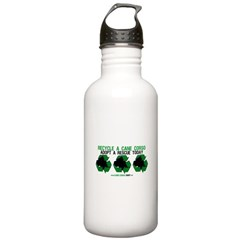 Recycled Cane Corso Water Bottle