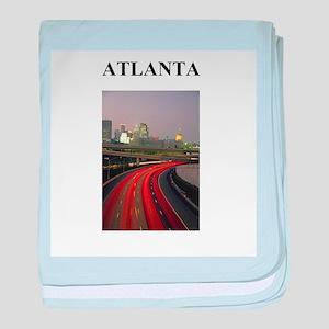 ATLANTA Infant Blanket
