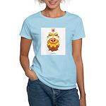 Kawaii Yellow Candy Apple Women's Light T-Shirt