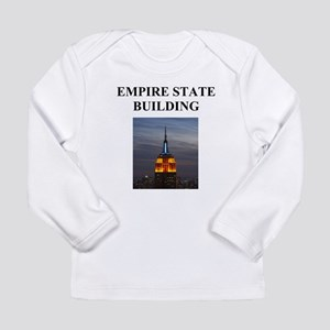 empire state building Long Sleeve Infant T-Shirt