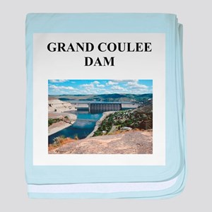 grand coulee dam gifts and t- Infant Blanket