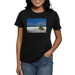 Simple Pleasures Women's Dark T-Shirt