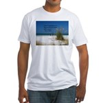 Simple Pleasures Fitted T-Shirt
