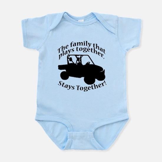Family Plays Infant Bodysuit